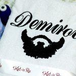 Хипстерская борода на халате - это модно
